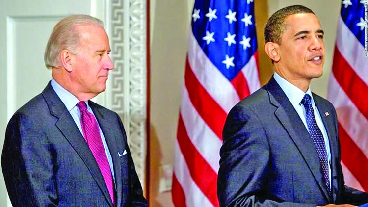 Joe Biden has a Barack Obama problem