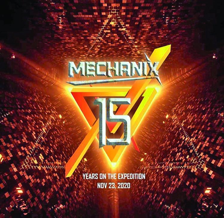 Mechanix's 15 years in music