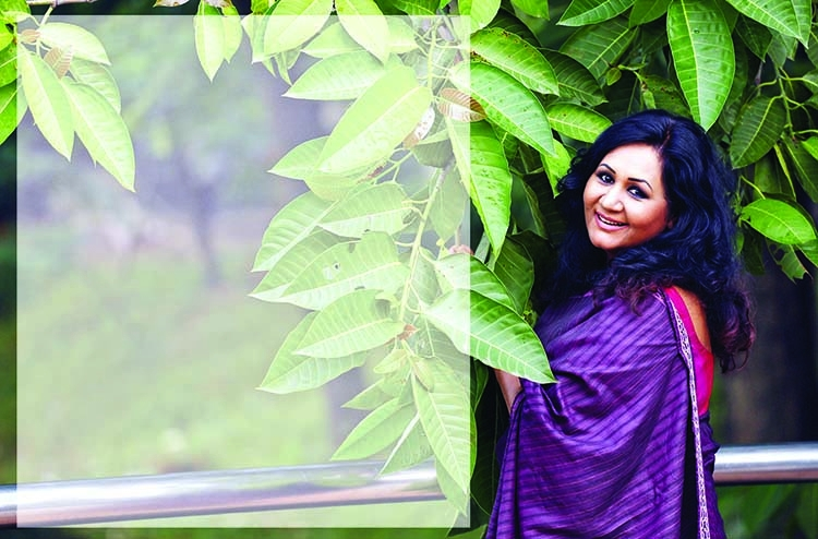 Fahmida Nabi excited for her new song 'Mon'