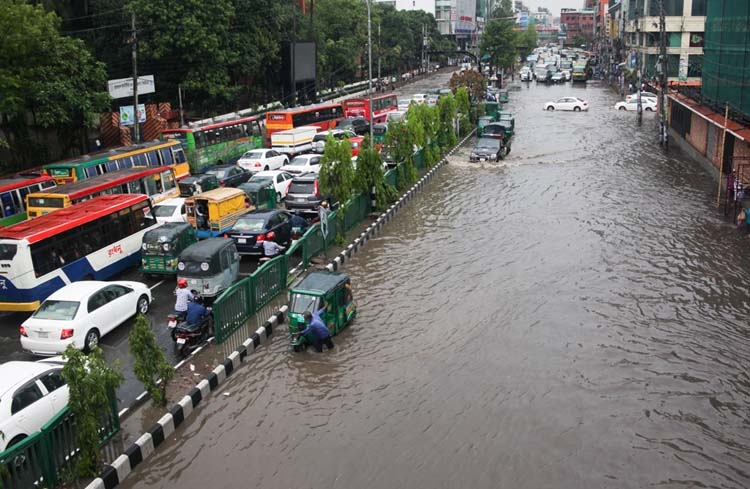 Sustainable measures: Needed to reduce water logging in Dhaka