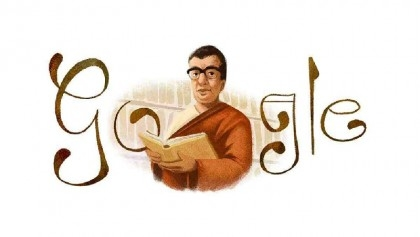 Google Doodle pays tribute to Munier Chowdhury