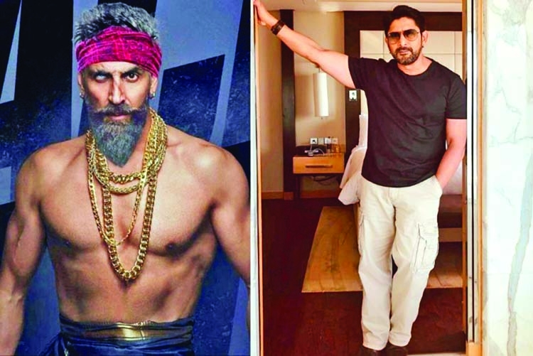 Arshad joins Akshay for 'Bachchan Pandey'