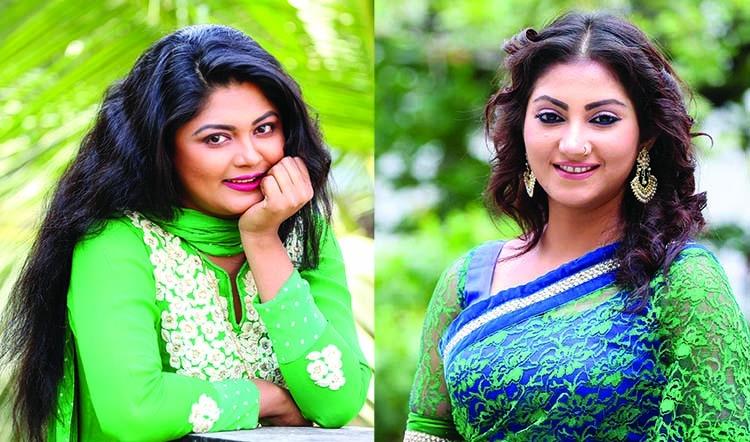 Moushumi, Shoshee share screen in serial 'Tolpar'