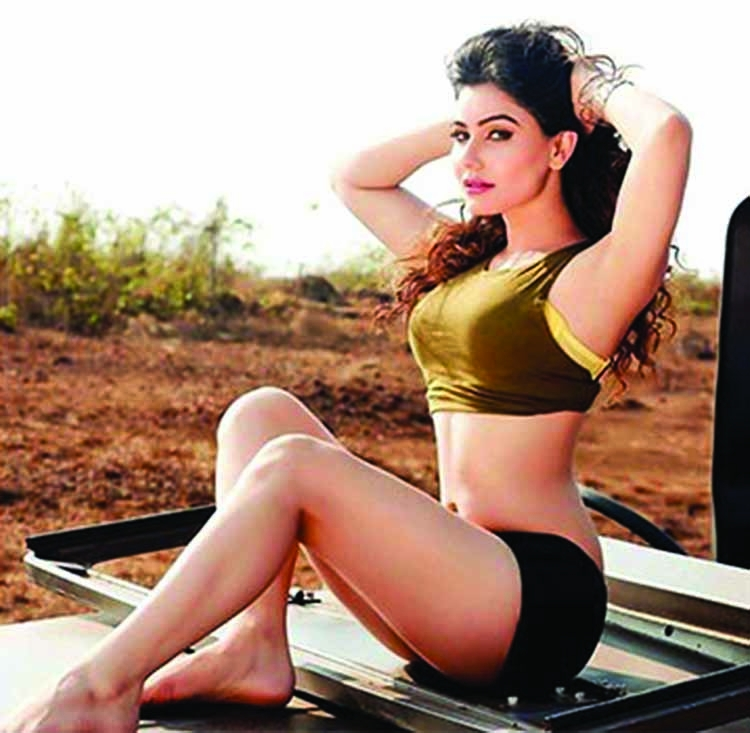 Kangna Sharma's bold look leaves fans stunned