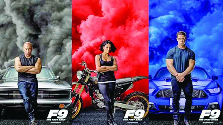 'Fast & Furious 9' to release only in theatres