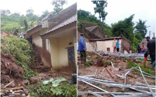Indonesia landslides kill 11