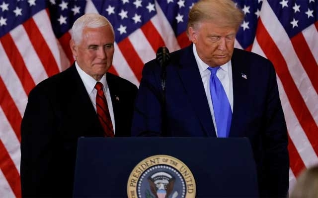 Pence declines to invoke the 25th Amendment