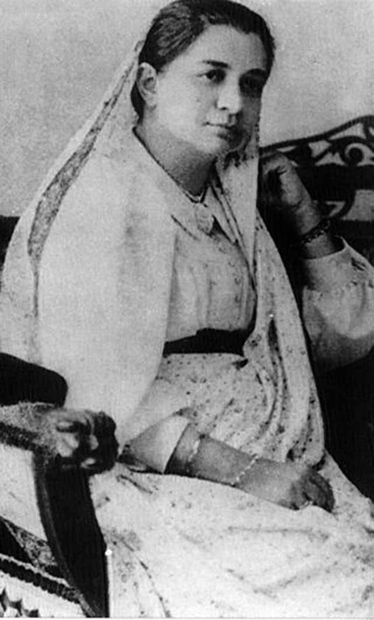 The aristocratic revolutionary lady from India
