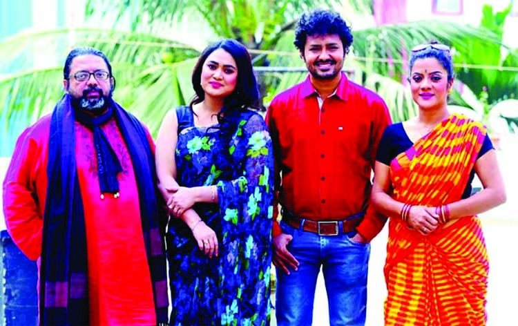 Probal coming up with TV serial Analogue Life