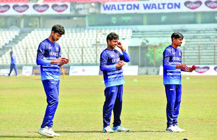 Tigers ready to roar against Windies in Test series