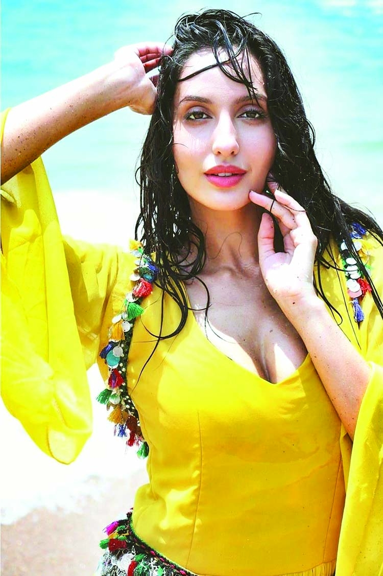 Nora Fatehi shares a cryptic message about 'repentance' and 'revenge'
