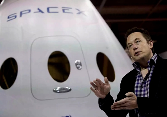 SpaceX aims to launch 'all-civilian' trip into orbit