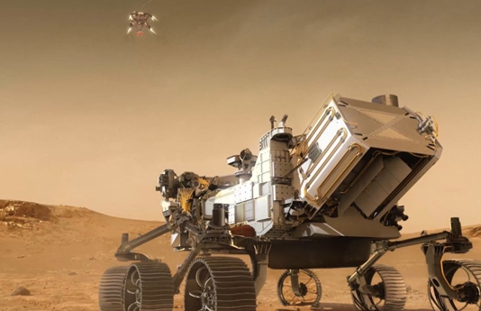 Perseverance rover lands on Mars this week
