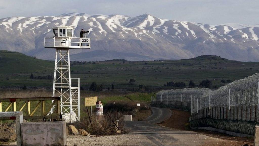 Prisoner exchange after Israeli woman enters Syria