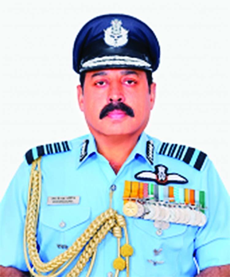 IAF Chief arrives in Dhaka