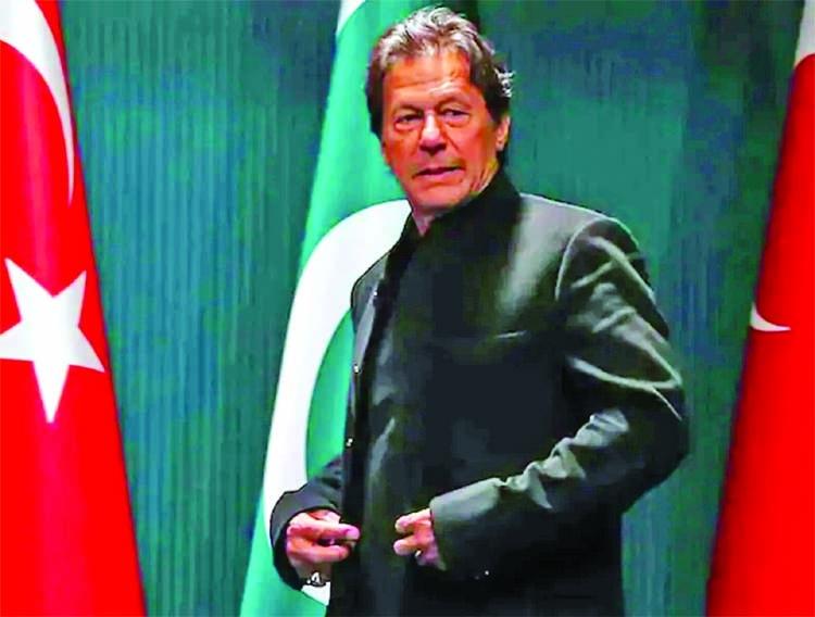 Sri Lanka drops Imran Khan's parliament speech