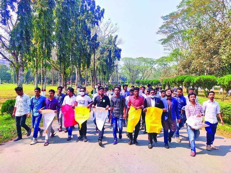 IU students demand reopening of halls