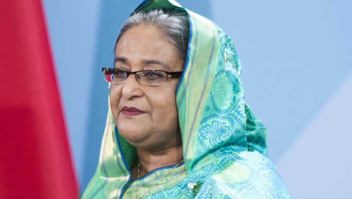 PM Hasina: Will build our own fighter jets