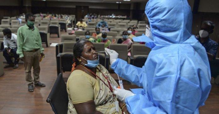 COVID-19: India records 10,584 new cases