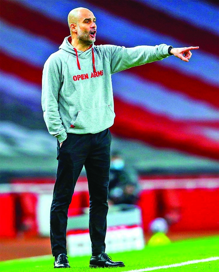 'Guardiola is the Heston Blumenthal of football'
