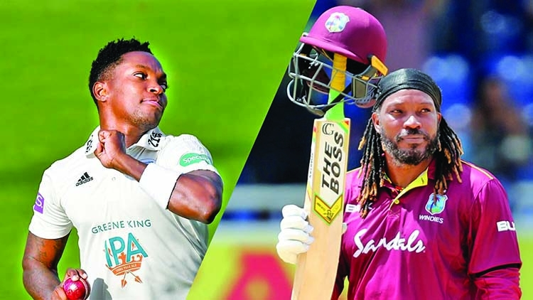 WI recall Gayle, Edwards for SL T20Is