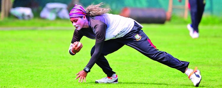 Three women's squad named for BD Games