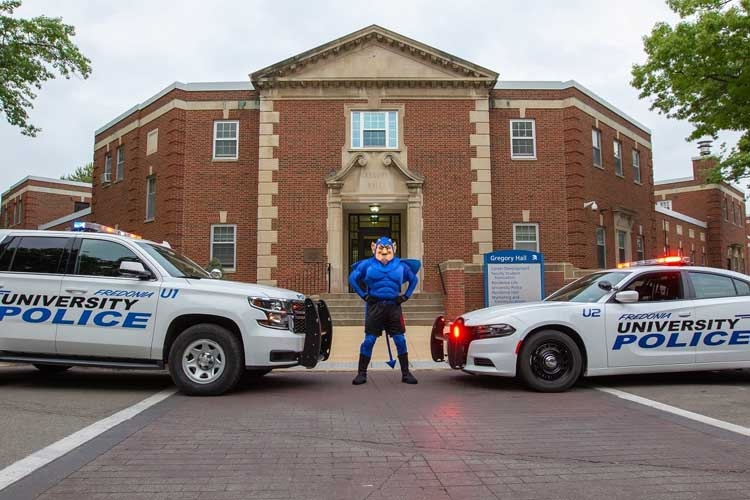 Police University: Opportunity for Professional Higher Education