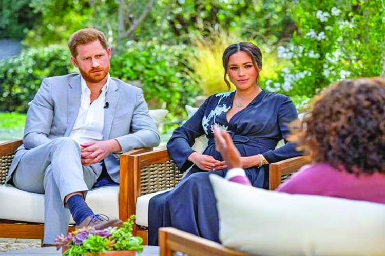 Prince Harry, wife Meghan's first Netflix project to focus on Invictus Games