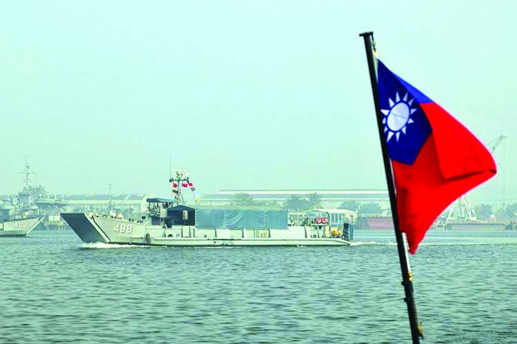Taiwan says it will fight to the end if China attacks