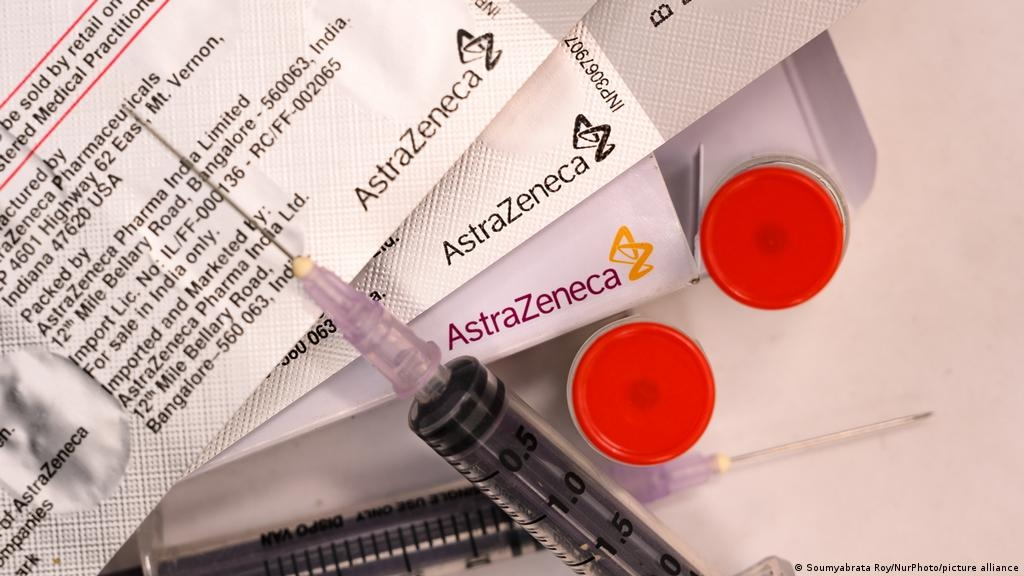 Blood clot is 'very rare AstraZeneca side effect'
