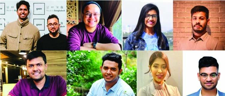 9 Bangladeshis on Forbes 30 Under 30 Asia list