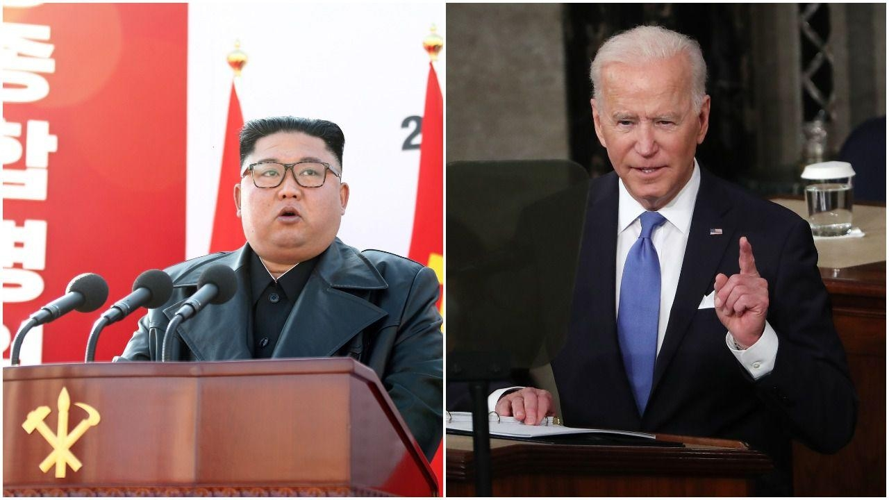 North Korea accuses Biden of hostile policy