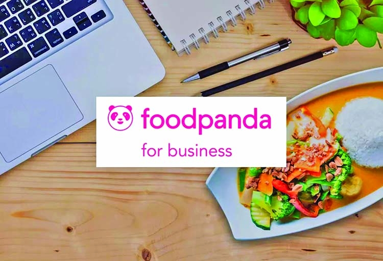 'foodpanda for business' launched