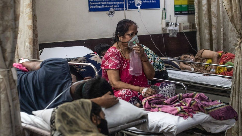 India passes 20m cases, says Covid 'slowing down'