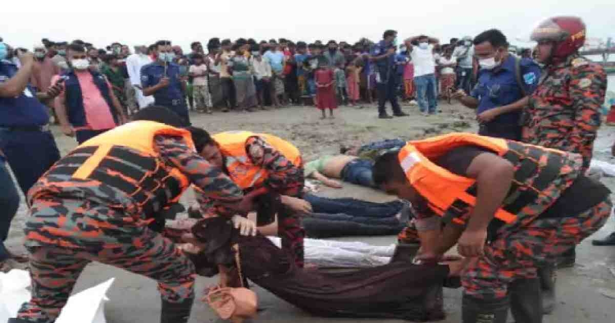 Speedboat owner among 4 booked over accident in Padma