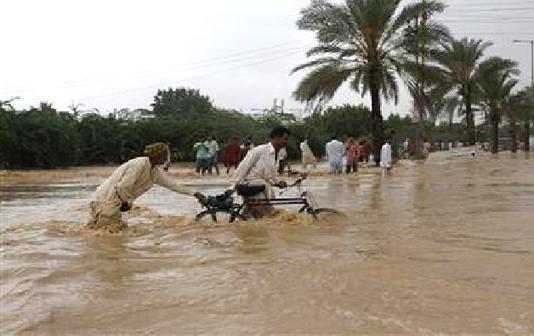 At least 12 killed in floods in western Afghanistan