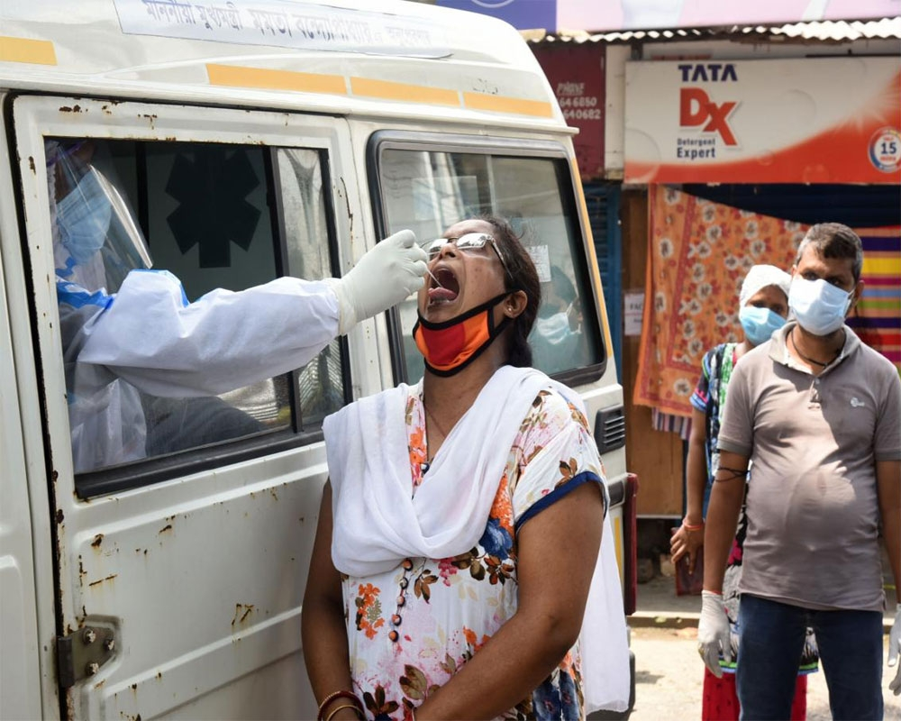India adds record 4.12 lakh fresh COVID-19 cases, 3,980 fatalities