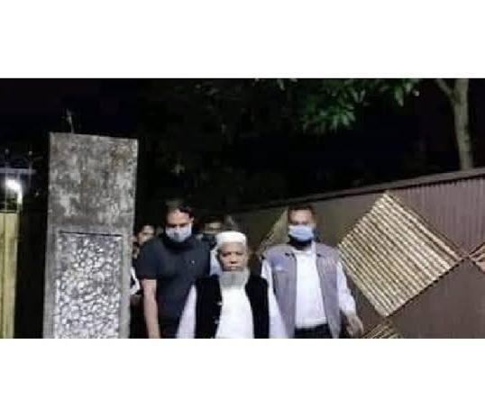 Hifazat leader Shahinur arrested