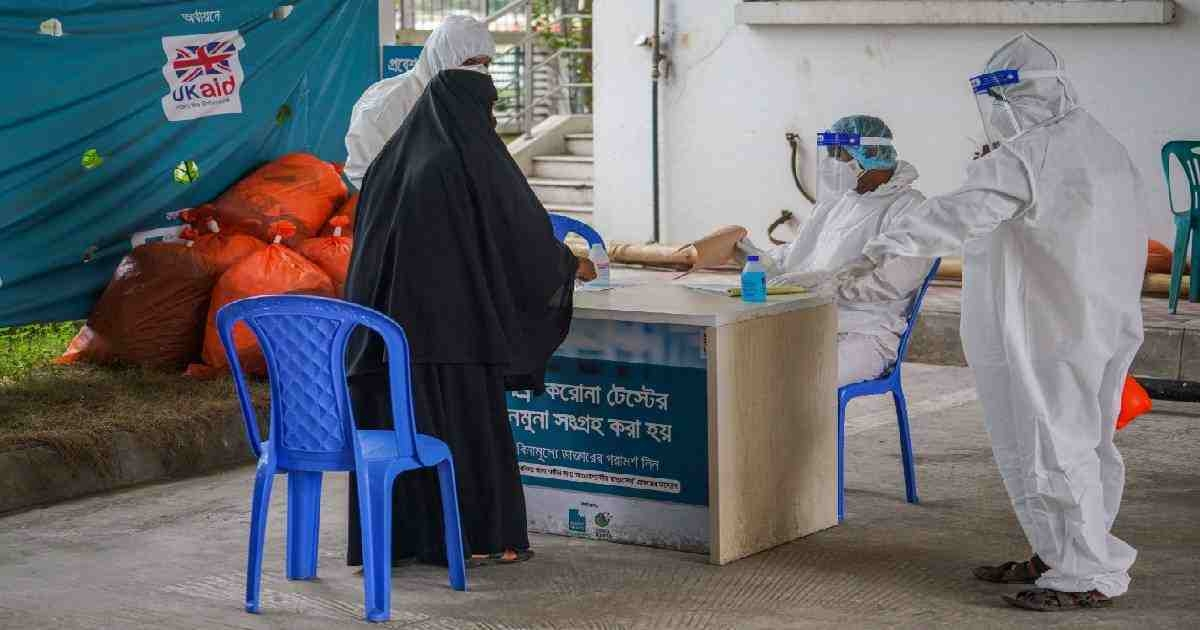 Bangladesh reports 1,682 fresh cases, 37 deaths from COVID-19