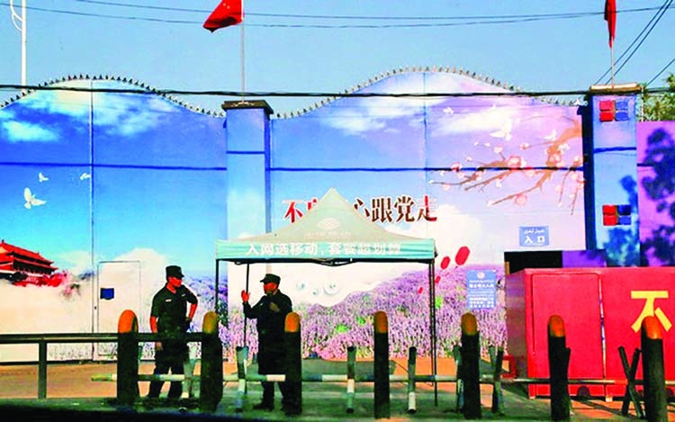 China urges UN states not to attend Xinjiang event