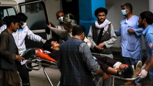 Attack near secondary school in Afghanistan