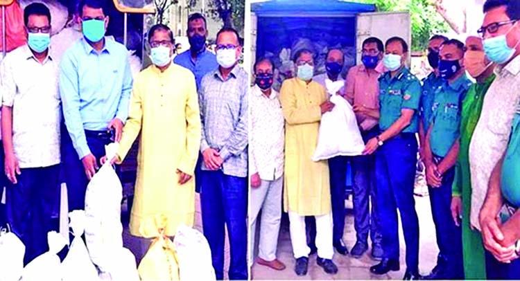 RCCI distributes food 1,300 needy families