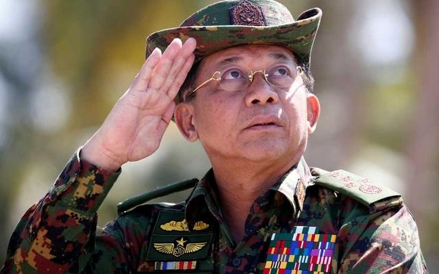 Myanmar junta defends response to crisis