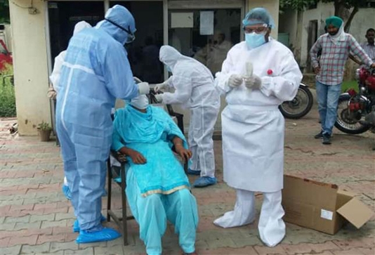 India reports 92,596 fresh Covid infections; active case tally drops to 12,31,415