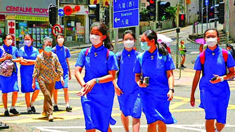 HK opens vaccine drive to children aged 12 and older