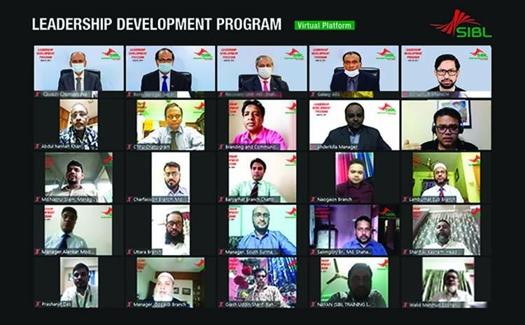 SIBL hosts seminar on leadership dev
