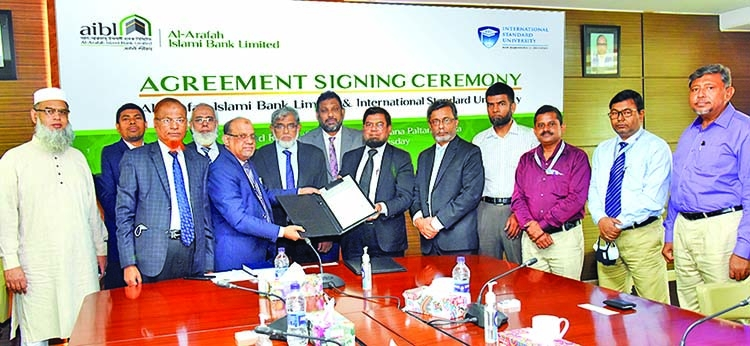 AIBL signs MOU with ISU