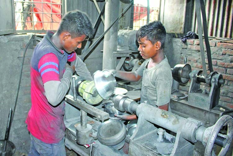 Child labor swells for first time in two decades: UN