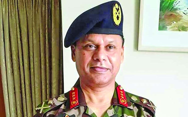 SM Shafiuddin Ahmed named new Army Chief