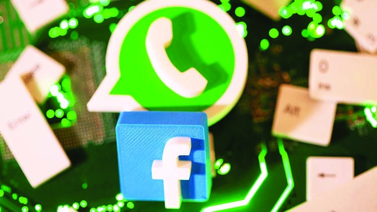 'WhatsApp, Facebook widely used for news, trust in television low'